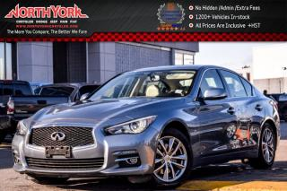 Used 2014 Infiniti Q50 Premium AWD|Sunroof|Nav|Leather|HeatFrntSeats|BackUpCam|17
