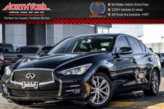 Used 2014 Infiniti Q50 Premium |AWD|Sunroof|Nav|Leather|HeatFrntSeats|BackUpCam|17