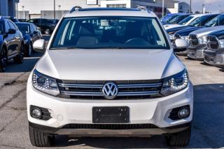 Used 2014 Volkswagen Tiguan Comfortline 4X4|Nav.|Sunroof|Dynaudio|HeatSeats|18