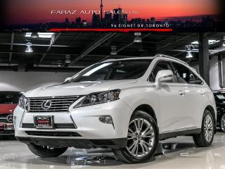 Used 2013 Lexus RX 350 HEADS-UP DISPLAY|NAVI|REAR CAM|COOLED SEATS for sale in North York, ON