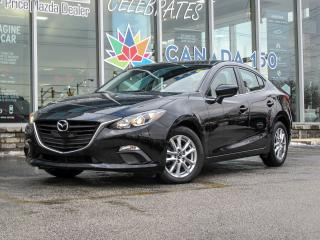 Used 2015 Mazda MAZDA3 GS HEATED SEATS/ BALANCE OF 7 YEARS WARRANTY/ 0% FINANCE!!! for sale in Scarborough, ON
