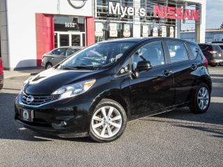 Used 2014 Nissan Versa SL, BACK UP CAMERA, INTELLIGENT KEY, KEATED SEATS for sale in Orleans, ON