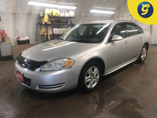 Used 2011 Chevrolet Impala LS * Remote start * Keyless entry * window rain guards * Climate control * Cruise control * Trip computer * Power seats/windows/mirrors * for sale in Cambridge, ON