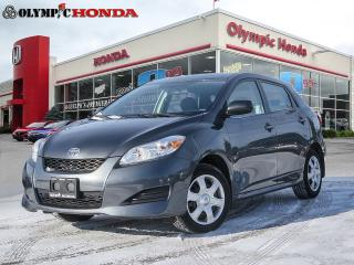 Used 2010 Toyota Matrix BASE for sale in Guelph, ON