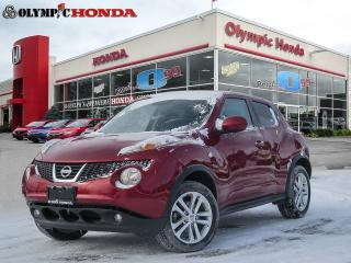 Used 2013 Nissan Juke SL for sale in Guelph, ON