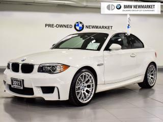 Used 2011 BMW 1 Series M Coupe Coupe for sale in Newmarket, ON