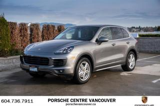 Used 2017 Porsche Cayenne S w/ Tip for sale in Vancouver, BC