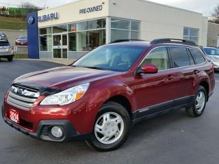 Used 2014 Subaru Outback 2.5i w/Limited & EyeSight Pkg for sale in Kitchener, ON