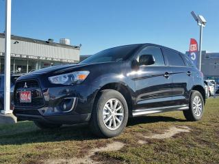 Used 2014 Mitsubishi RVR ES for sale in Brampton, ON