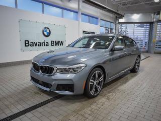 New 2018 BMW 6 Series 640i xDrive Gran Turismo for sale in Edmonton, AB