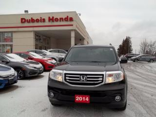 Used 2014 Honda Pilot EX-L for sale in Woodstock, ON