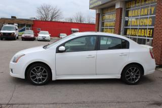 Used 2010 Nissan Sentra SE-R for sale in Oakville, ON