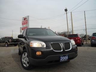 Used 2009 Pontiac Montana AUTO MINI VAN  7 PASSENGERS ALLOY NO ACCIDENT NO R for sale in Oakville, ON
