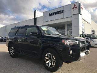 Used 2017 Toyota 4Runner SR5 for sale in Owen Sound, ON