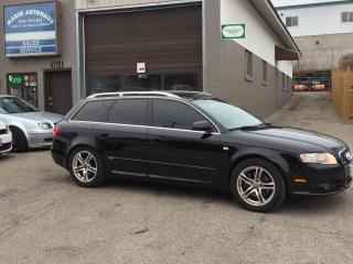 Used 2008 Audi A4 WAGON/ QUATTRO for sale in Kitchener, ON