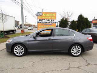 Used 2013 Honda Accord Touring | Eco Mode | Navigation | Lane Watch for sale in North York, ON
