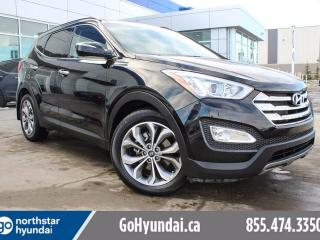 Used 2014 Hyundai Santa Fe Sport 2.0T Limited for sale in Edmonton, AB
