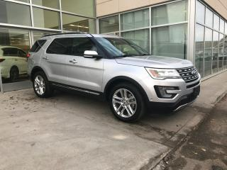 Used 2017 Ford Explorer LIMITED for sale in Edmonton, AB