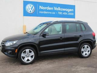 Used 2015 Volkswagen Tiguan COMFORTLINE for sale in Edmonton, AB