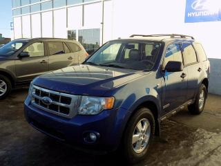 Used 2008 Ford Escape Cruise control**Remote keyless power door locks**Power mirrors for sale in Edmonton, AB