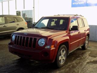 Used 2010 Jeep Patriot Heated seats**Audio Controls On Steering Wheel**Heated Mirrors for sale in Edmonton, AB