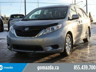 Used 2012 Toyota Sienna LE 7 PASSENGER for sale in Edmonton, AB