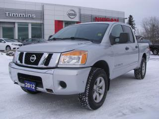 Used 2012 Nissan Titan SV for sale in Timmins, ON