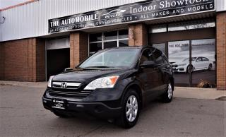Used 2009 Honda CR-V EX SUNROOF AWD  NO ACCIDENT for sale in Mississauga, ON