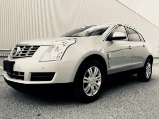 Used 2014 Cadillac SRX 4 - AWD Luxury Package for sale in Mississauga, ON