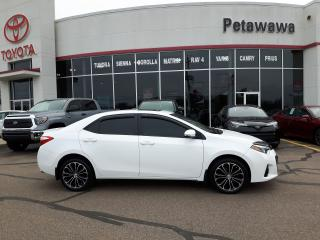 Used 2015 Toyota Corolla S with Upgrade Pkg for sale in Ottawa, ON