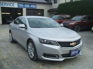 Used 2014 Chevrolet Impala LS, for sale in Beaverton, ON