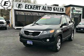 Used 2013 Kia Sorento EX AWD WITH LEATHER/BLUETOOTH for sale in Barrie, ON