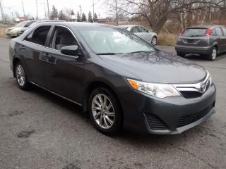 Used 2014 Toyota Camry LE + NAVIGATION for sale in Stittsville, ON