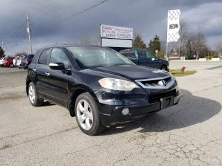 Used 2008 Acura RDX Tech Pkg for sale in Komoka, ON
