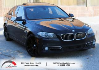 Used 2014 BMW 5 Series 528i xDrive | Navigation|Sunroof|Backup Camera for sale in North York, ON