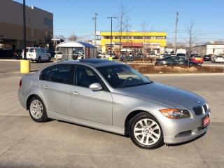 Used 2008 BMW 3 Series 4 Door, Automatic,3/Y warranty available for sale in North York, ON