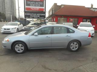 Used 2006 Chevrolet Impala LT SHOWROOM CONDITION for sale in Scarborough, ON