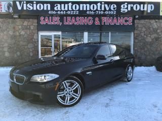 Used 2012 BMW 5 Series 535i xDrive for sale in North York, ON