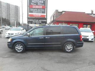 Used 2008 Chrysler Town & Country Limited FULLY LOADED for sale in Scarborough, ON