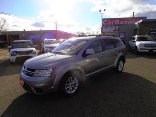Used 2015 Dodge Journey SXT 7 PASSANGER for sale in Brampton, ON