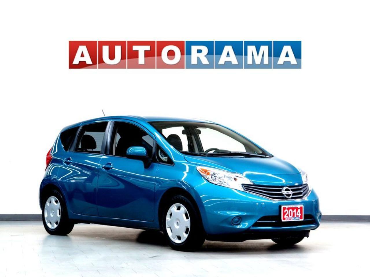 2014 Nissan Versa Note BLUETOOTH BACKUP CAMERA