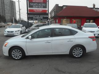 Used 2013 Nissan Sentra 1.8S for sale in Scarborough, ON