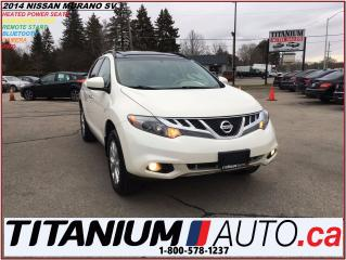 Used 2014 Nissan Murano SV+AWD+Camera+Pano Roof+Heated Power Seats+R. S.++ for sale in London, ON