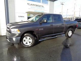Used 2015 Dodge Ram 1500 SXT Crew Cab 4x4, 5.7L V8, One Owner!! for sale in Langley, BC
