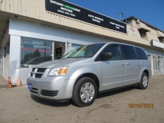 Used 2008 Dodge Grand Caravan FULL STOW AND GO, 7 PASSENGERS for sale in Mississauga, ON