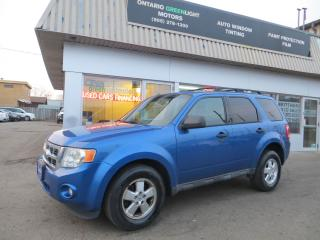 Used 2011 Ford Escape Limited,6cyl,AWD,LEATHER,Sunroof, for sale in Mississauga, ON