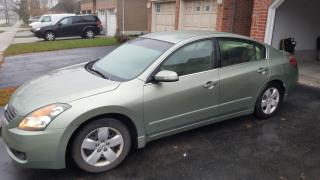 Used 2007 Nissan Altima ALTIMA for sale in Scarborough, ON