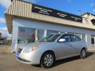 Used 2009 Hyundai Elantra GL,AUTOMATIC,LOADED,LOW KM for sale in Mississauga, ON
