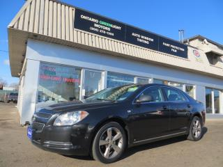 Used 2008 Chevrolet Malibu LT LEATHER,ALLOYS,PADDLE SHIFTER,SPOTLESS for sale in Mississauga, ON