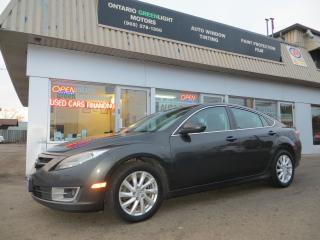 Used 2012 Mazda MAZDA6 WOW,V6,SUNROOF,DUAL EXHAUST,ALLOYS,LOADED for sale in Mississauga, ON